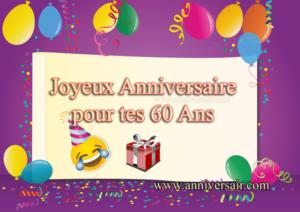 60 Ans Joyeux Anniversaire En Pleine Forme Joyeux Anniversaire