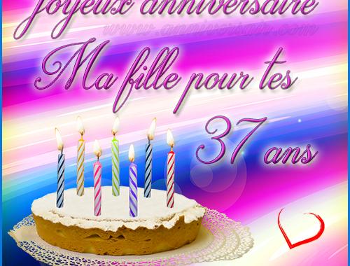 Carte Virtuelle Joyeux Anniversaire Ma Fille 31 Ans Joyeux Anniversaire