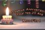 Joyeux anniversaire pour tes 18 ans
