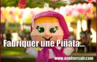 Pinata: fabriquer une pinata d'anniversaire en 10 étapes