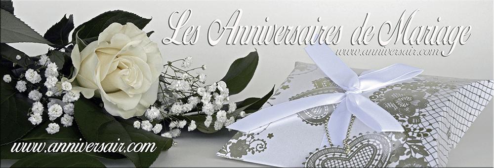 Anniversaire de mariage, les noces, joyeux anniversaire.