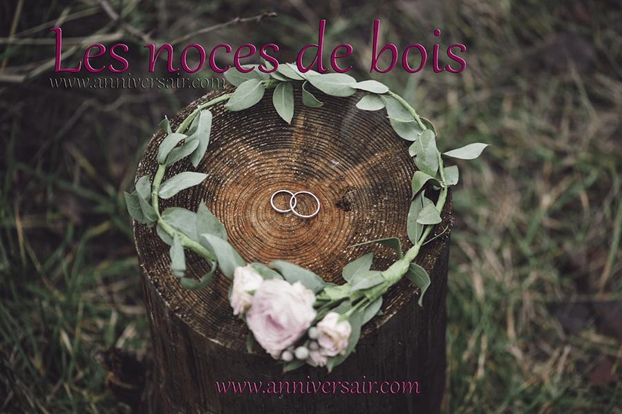 5 ans de mariage: Les noces de bois