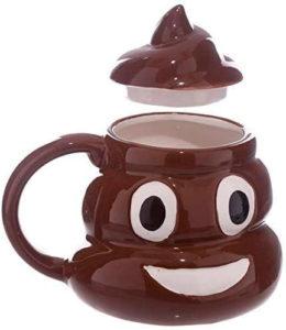 Mug Caca pour ami