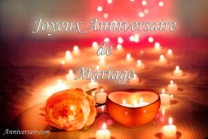 Joyeux anniversaire de mariage mon amour, 50e anniversaire mariage, 10 annees de mariage, noces de mariage